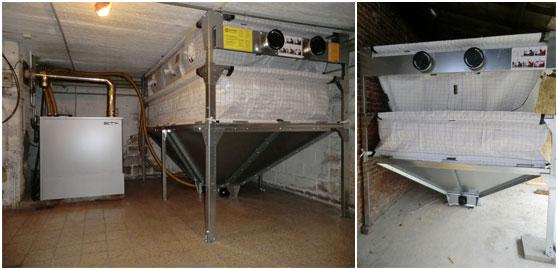 exemples silos pellets