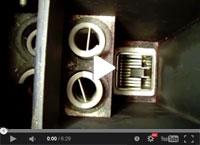 Chaudière pellet décendrage automatique