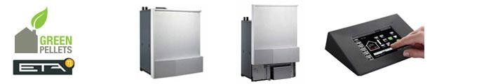 Chaudière à pellets ETA pellets Compact PC 20 à 32 kW