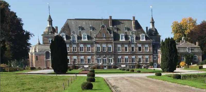 Château et miscanthus : 14 000€ d'économie annuelle