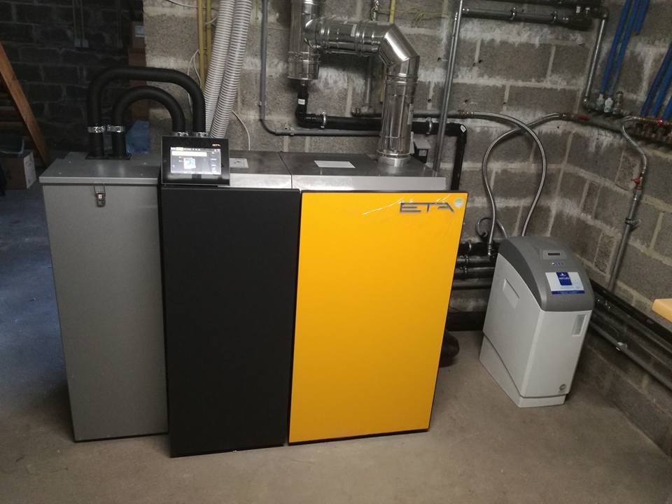 Installation unit 15 kW Marchobelette