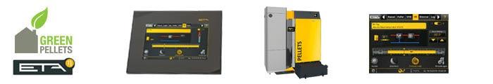 Chaudière pellets ETA ePE-K 100 – 240 kW